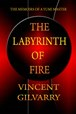 The Cover of The Labyrinth of Fire