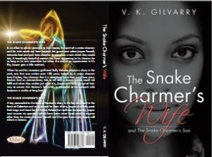 THE COVER FOR THE SNAKE CHARMER'S WIFE