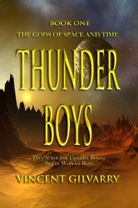THUNDER BOYS FRONT COVER
